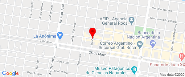 Tucumán 1283, General Roca, Río Negro