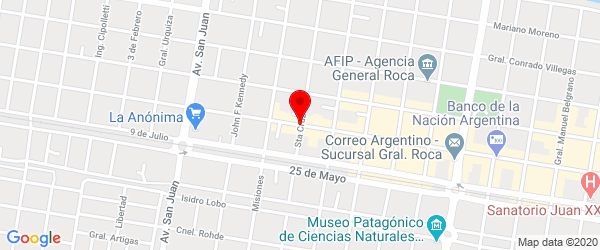 Tucumán 1285, General Roca, Río Negro
