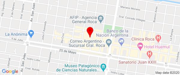 Av. Gral. Julio Argentino Roca 887, General Roca, Río Negro