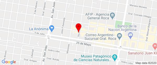 Tucumán 1296, General Roca, Río Negro