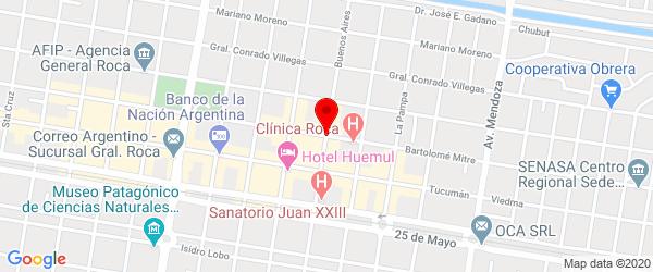Buenos Aires 1599, General Roca, Río Negro