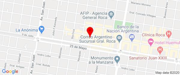 Tucumán 1114, General Roca, Río Negro
