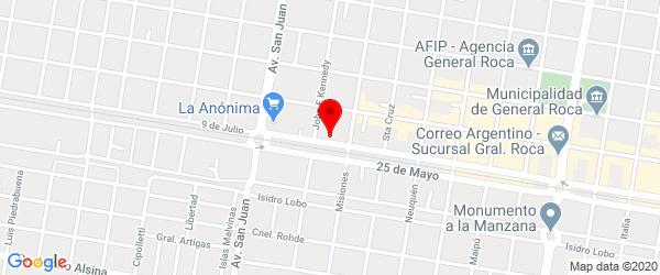 9 de Julio 1457, General Roca, Río Negro