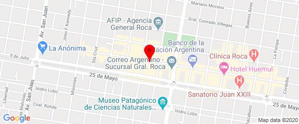 Tucumán 958, General Roca, Río Negro