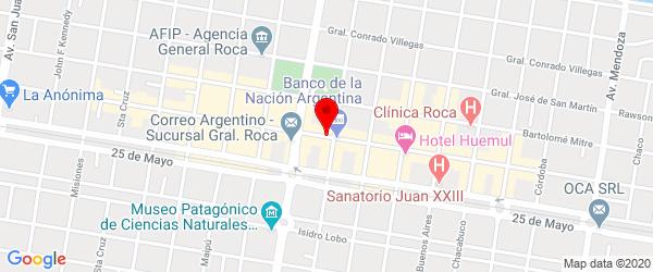 Tucumán 715, General Roca, Río Negro