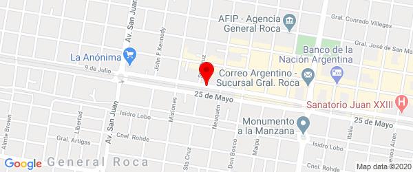9 de Julio 1265, General Roca, Río Negro