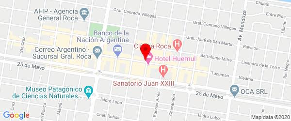 Tucumán 513, General Roca, Río Negro