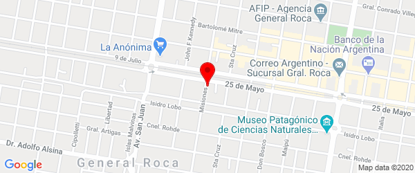 Misiones 1385, General Roca, Río Negro