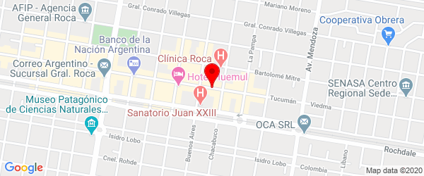 Tucumán 310, General Roca, Río Negro