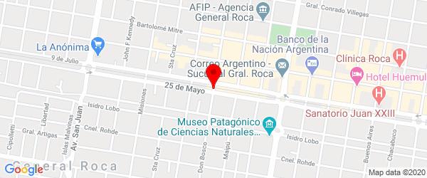 Don Bosco 1409, General Roca, Río Negro