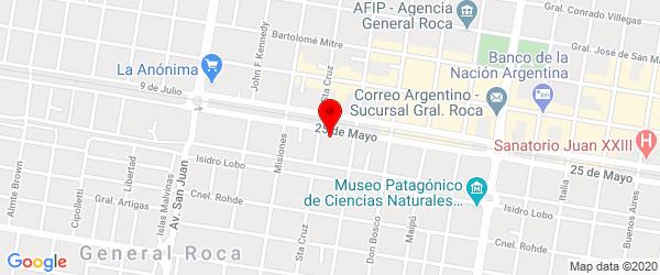 25 de Mayo 1260, General Roca, Río Negro