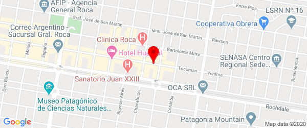 Tucumán 224, General Roca, Río Negro