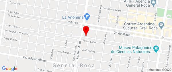 Hipólito Yrigoyen 1573, General Roca, Río Negro