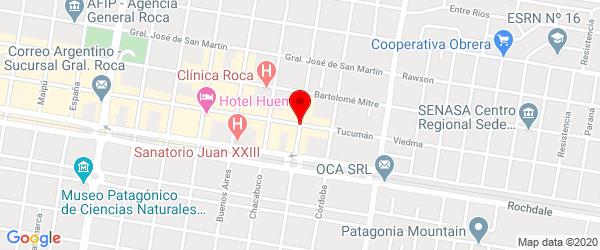 Tucumán, General Roca, Río Negro
