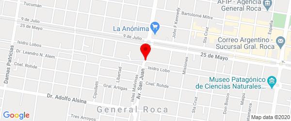 San Juan 1322, General Roca, Río Negro