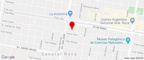 Hipólito Yrigoyen 1545, General Roca, Río Negro