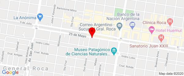 25 de Mayo 1080, General Roca, Río Negro