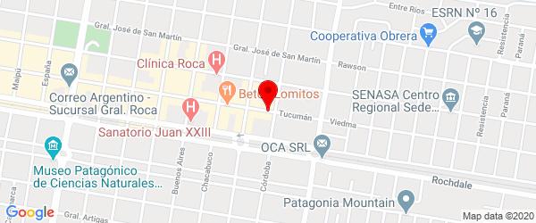 Tucumán 128, General Roca, Río Negro