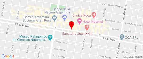 9 de Julio 587, General Roca, Río Negro