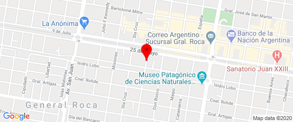 Neuquén 1328, General Roca, Río Negro