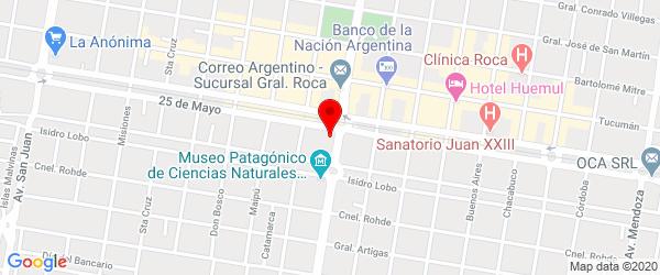 Av. Gral. Julio Argentino Roca 1350, General Roca, Río Negro