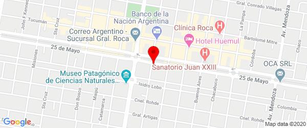 25 de Mayo 768, General Roca, Río Negro