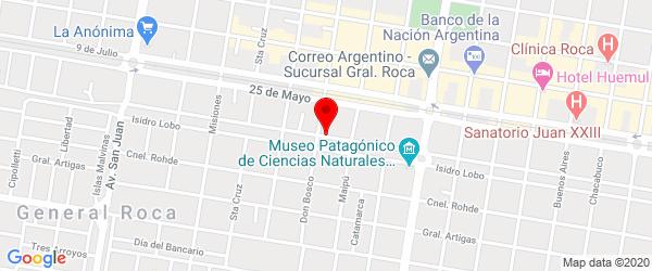 Hipólito Yrigoyen 1083, General Roca, Río Negro