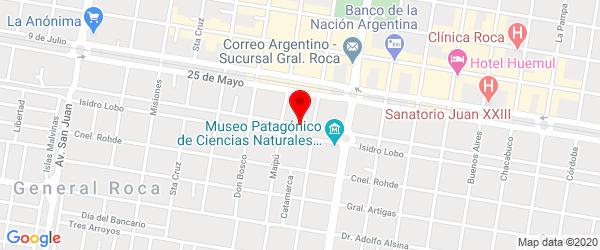 Hipólito Yrigoyen 939, General Roca, Río Negro