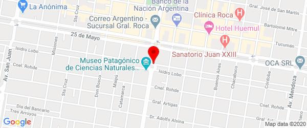 Av. Gral. Julio Argentino Roca 1243, General Roca, Río Negro