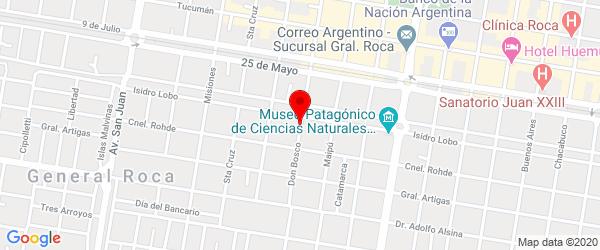Don Bosco 1276, General Roca, Río Negro