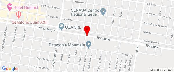 Rochdale 678, General Roca, Río Negro