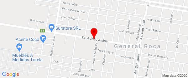 Dr. Adolfo Alsina 2099, General Roca, Río Negro