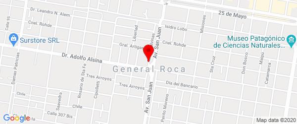 Islas Malvinas 964, General Roca, Río Negro