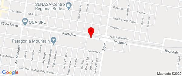 Rochdale 872, General Roca, Río Negro