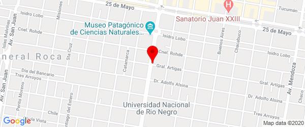 Av. Gral. Julio Argentino Roca 1109, General Roca, Río Negro