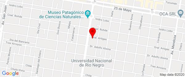Gral. J. Artigas 756, General Roca, Río Negro