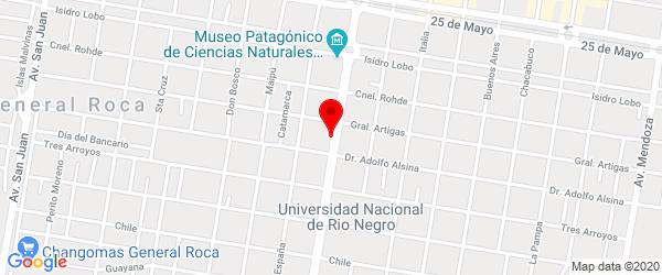 Av. Gral. Julio Argentino Roca 1056, General Roca, Río Negro