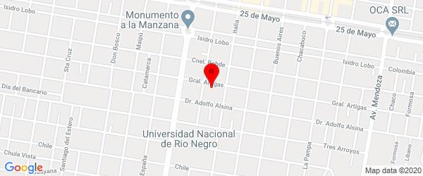 Gral. J. Artigas 656, General Roca, Río Negro
