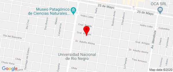 Gral. J. Artigas 644, General Roca, Río Negro