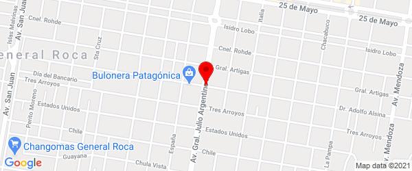 Av. Gral. Julio Argentino Roca 1001, General Roca, Río Negro