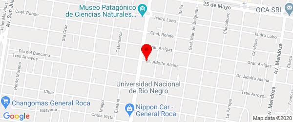 Dr. Adolfo Alsina 761, General Roca, Río Negro
