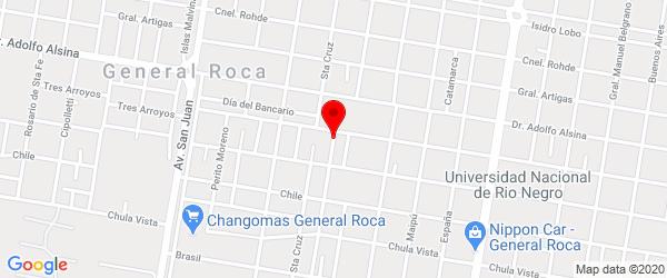 Santiago del Estero 875, General Roca, Río Negro