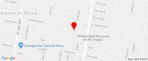 Tres Arroyos 986, General Roca, Río Negro