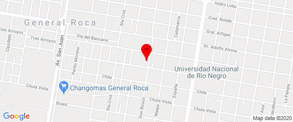 Don Bosco 848, General Roca, Río Negro