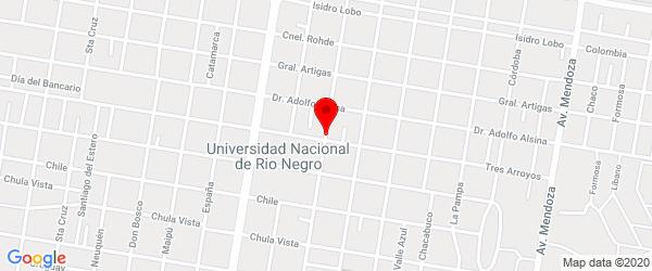 Italia 1047, General Roca, Río Negro
