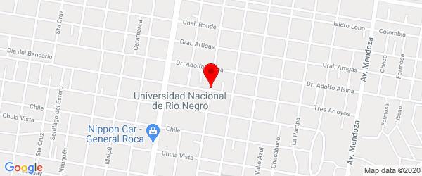 Italia 982, General Roca, Río Negro