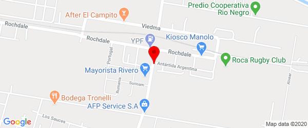 Vintter, General Roca, Río Negro