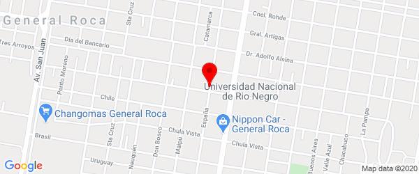 España 820, General Roca, Río Negro