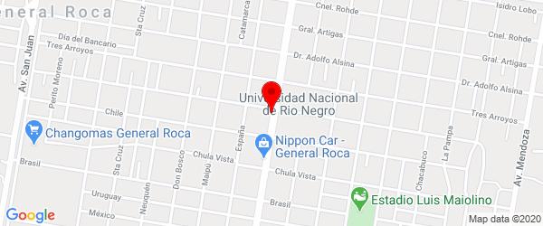 Av. Gral. Julio Argentino Roca 790, General Roca, Río Negro