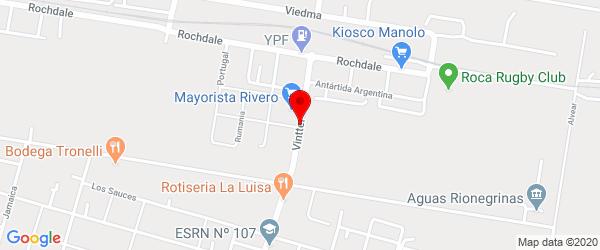Vintter 1245, General Roca, Río Negro